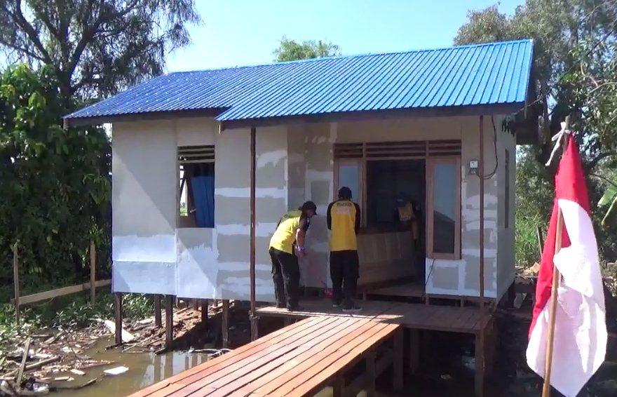 Rumah Asiah selesai di renovasi