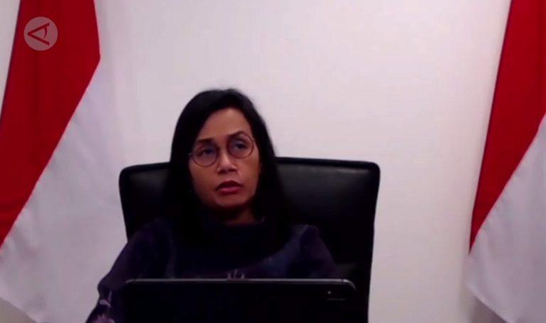 Sri Mulyani Menteri Keuangan