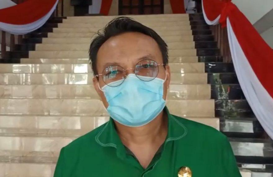 Subhan Noor Yaumil Kepala Bakueda Kota Banjarmasin