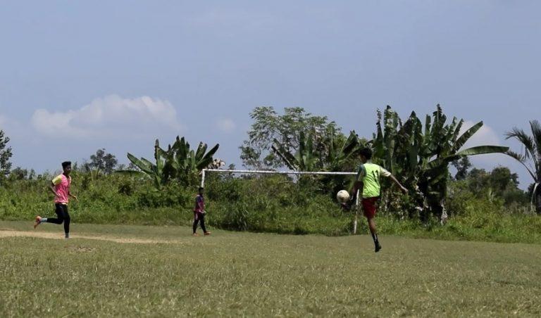 Tim Peseban Banjarmasin berlatih