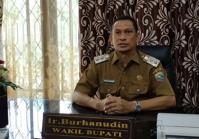 Wakil Bupati Kotabaru Burhanudin