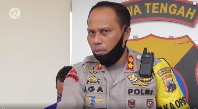 AKBP Iga Dwi Perbawa Nugraha, wakapolrestabes Semarang
