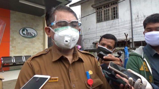 Among Wibowo, wadir Yanmed RSUD Ulin Banjarmasin