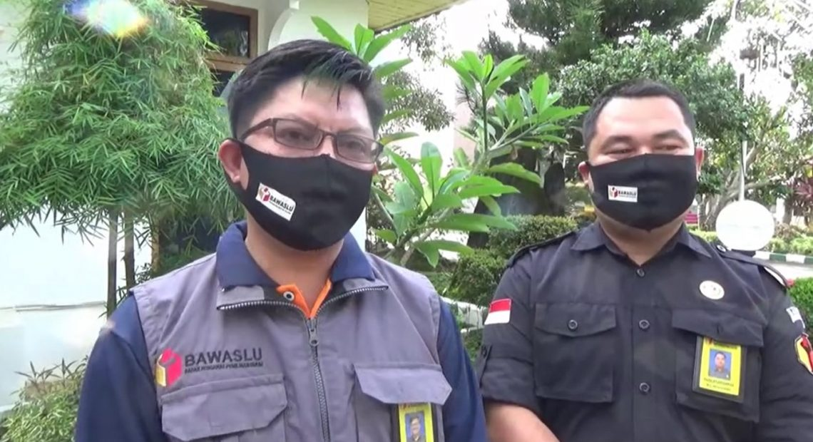 Hasnan Fauzan, ketua Bawaslu Kabupaten Hulu Sungai Selatan