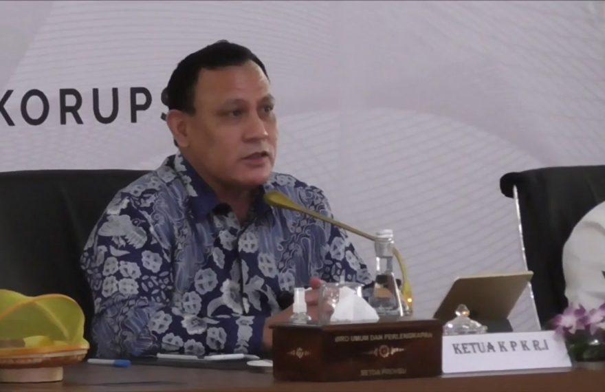 Ketua KPK, Firli Bahuri