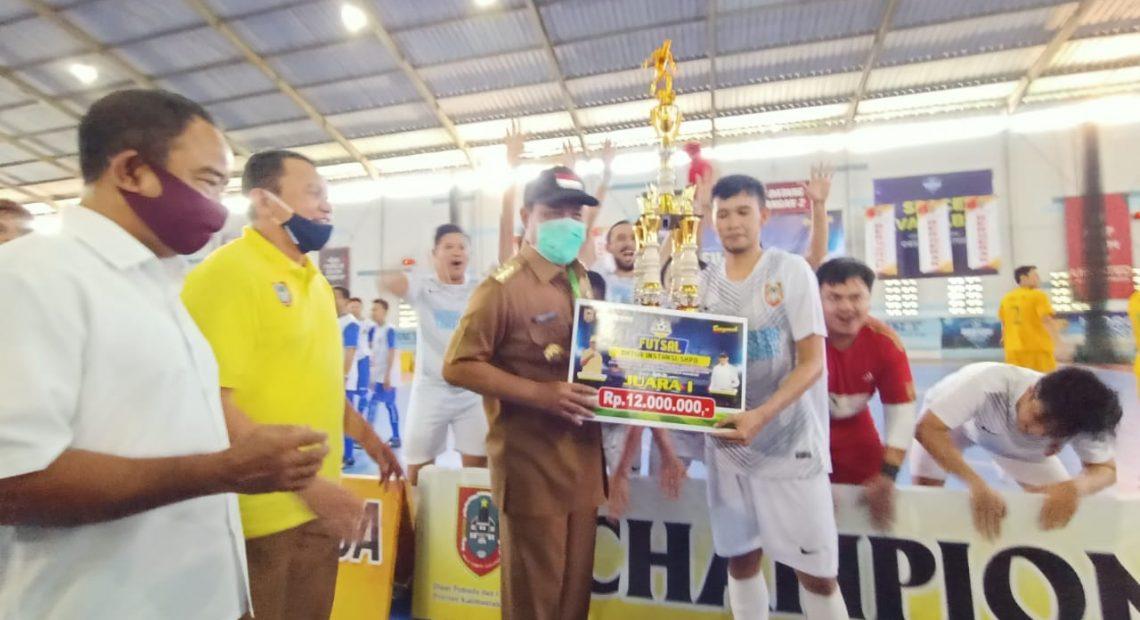 pemenang Paman Birin Cup, Bakaueda Kalsel