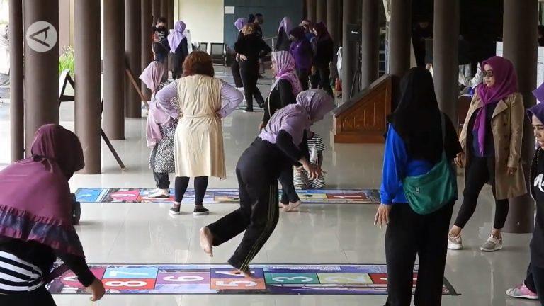 Museum Kalimantan Barat Gelar Permainan Tradisional