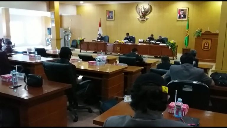 Terganjal Tatib DPRD Banjarbaru, Darmawan Jaya Tak Bisa Gantikan Nadjmi