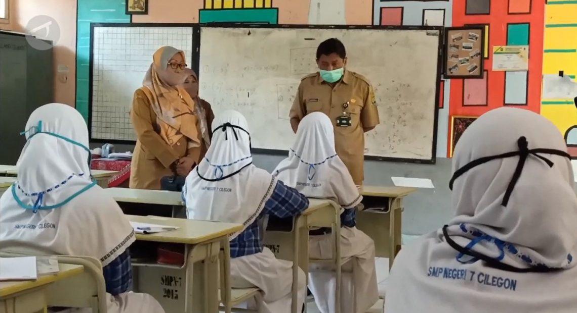 sekolah tatap muka pada masa pendemi