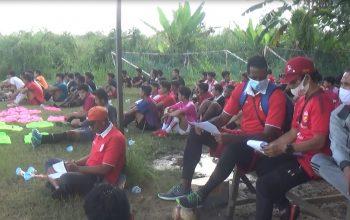 tim pelatih Peseban Banjarmasin mendapatkan 26 pemain lokal