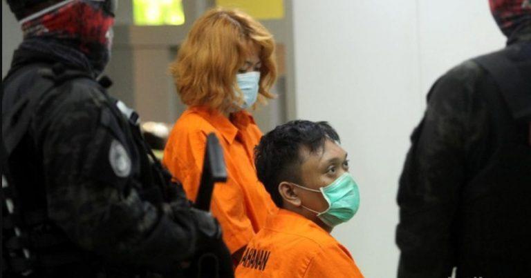 Pasangan Pemutilasi Rinaldi Terancam Hukuman Mati