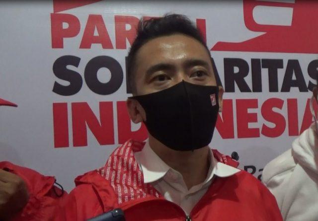 Ananta Agung Junaedy Ketua DPW PSI Kalsel