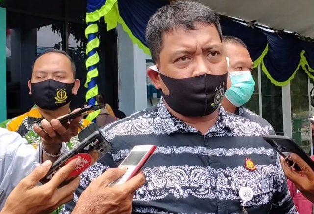 Andi Irfan Syafruddin Kepala Kejaksaan Negeri Kotabaru