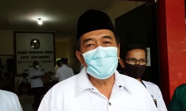 Ar Iwansyah Pasangan Wakil Wali kota Banjarbaru