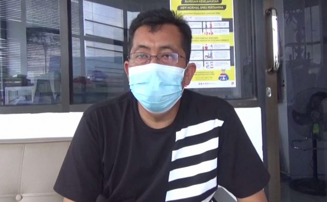 Arief Inayatullah Assisten Manager Peseban Liga 3