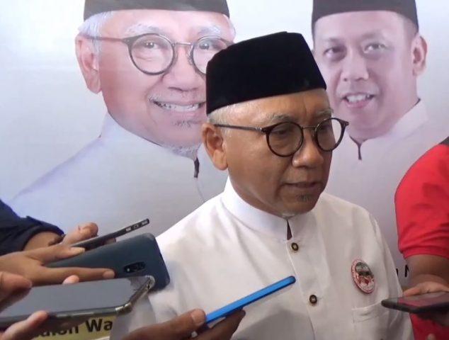 Bacalon Wali Kota Banjarmasin Abdul Haris Makkie
