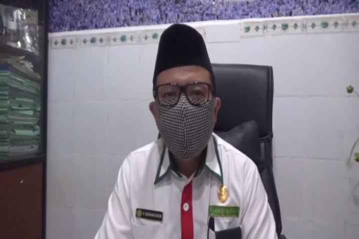 Burhan Noor Kasi PHU Kantor Kemenag Kota Banjarmasin