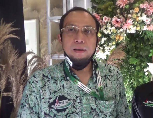 Dhani Firmantara Sekjen DPP Aspedi