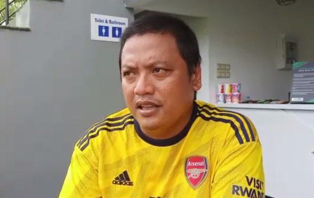 Donny Achdiyat Pelatih dan Sekum PODSI Kalsel