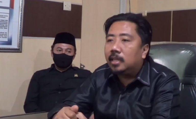 Faisal Hariyadi Ketua Pansus Raperda Perubahan Status Badan Hukum PDAM Bandarmasih