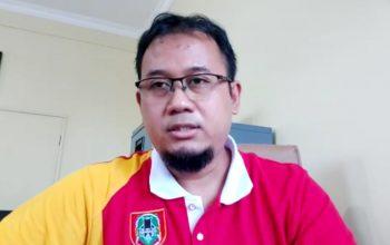 Fitri Hernadi Kabid Peningkatan Olahraga Prestasi Dispora Kalsel