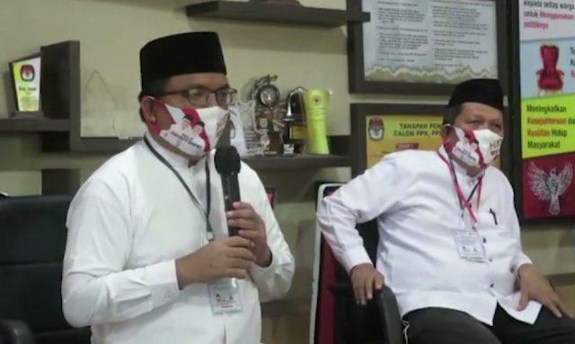 H. Denny Indrayana -H. Difriadi Paslon Gubernur dan Wakil Gubernur Kalsel