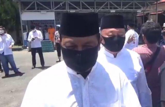 H. Sahbirin-Muhidin Bapaslon Gubernur Kalsel