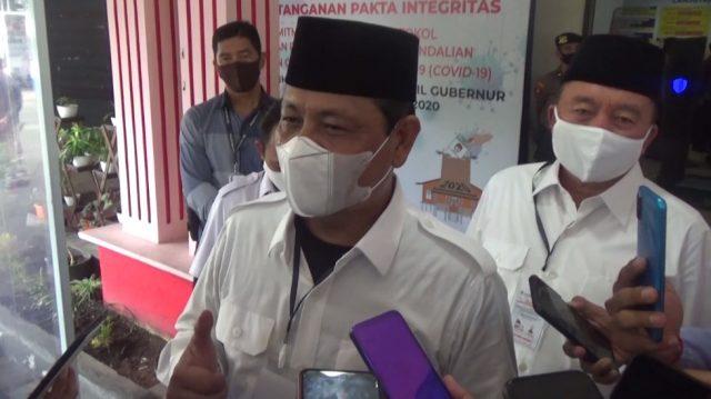 H. Sahbirin Noor - H. Muhidin Paslon Gubernur dan Wakil Gubernur Kalsel
