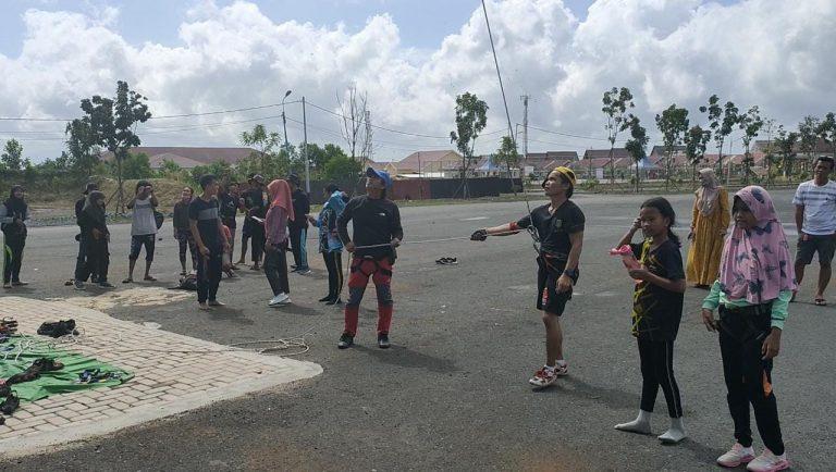 Atlet FPTI Tanbu Gelar Latihan