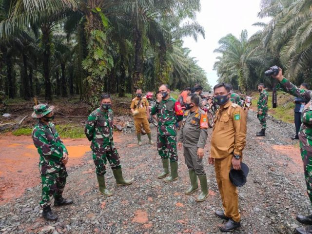 Bupati Buka Kegiatan TMMD Ke 109 Di Kecamatan Satui