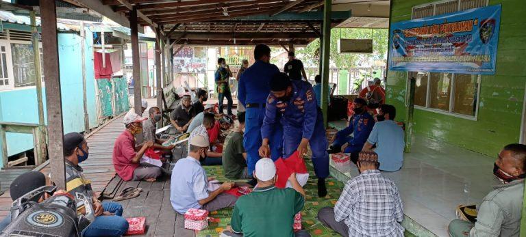 Satuan Polisi Perairan Gelar Penyuluhan Di Kampung Hijau