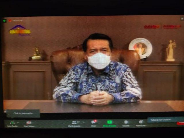 Ketua Mahkamah Agung Syarifuddin Buka Muswil IKA UII Kalsel