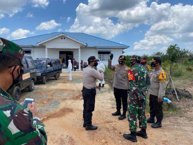 11 Pasien Positif Covid-19 Kluster Perkebunan Batola Dipindah Ke Karantina Asrama Haji Banjarbaru