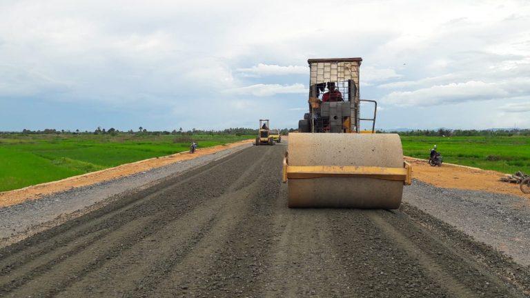 Jalan Baru ke Makam Datu Kalampayan Dapat Mengurai Kemacetan