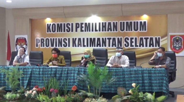 Paman Birin-Mu & H2D Resmi Ditetapkan Sebagai Peserta Calon Gubernur
