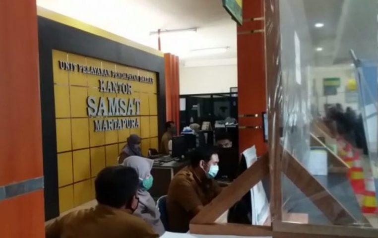 Kantor UPPD Samsat Martapura