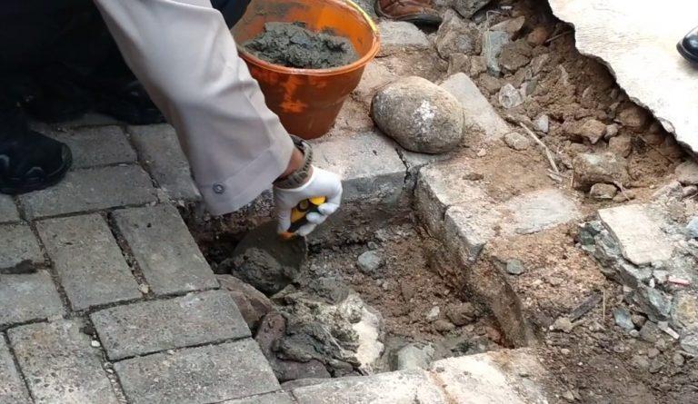Peletakan Batu Pertama Kampung Rampa Indah