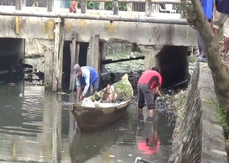 Pemko Gelar Babersih Sungai di Kota Banjarmasin