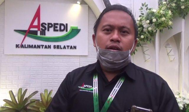 Purwanto Adi Prasetyo Ketua DPW Aspedi Kalsel