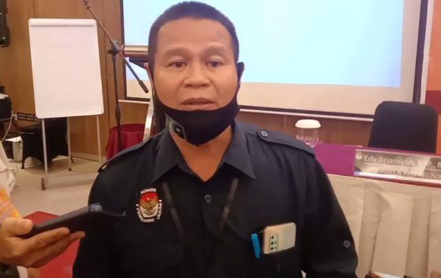 Sarmuji Ketua KPU Kalsel