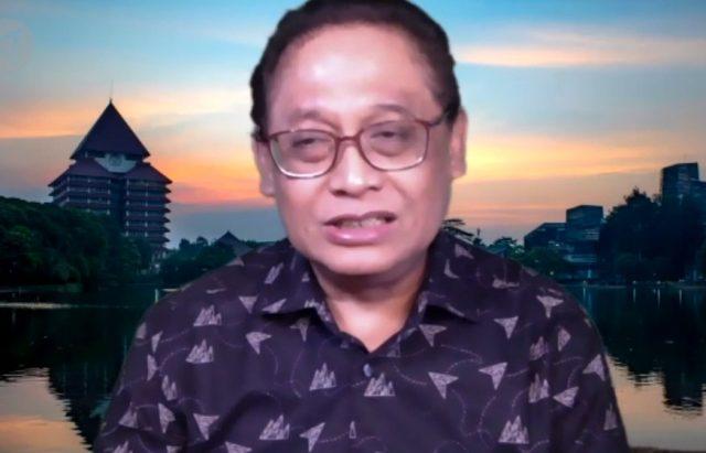 Pandu Riono Epidemiolog Universitas Indonesia