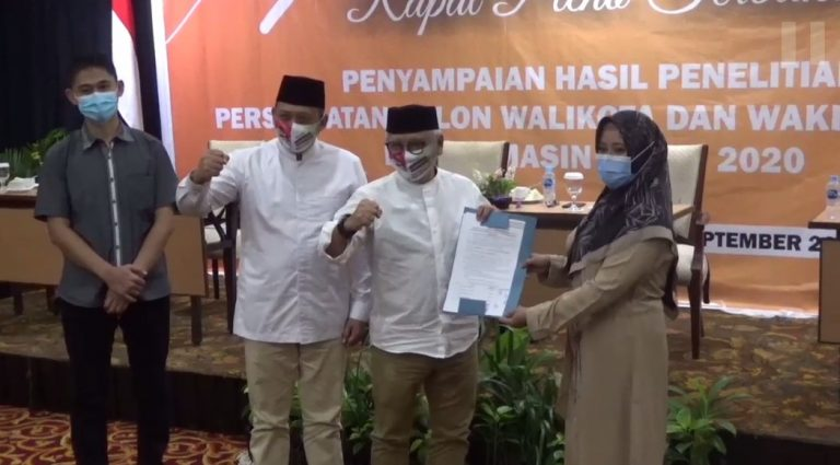 Haris Ilham Disiplin Hadiri Rapat KPU