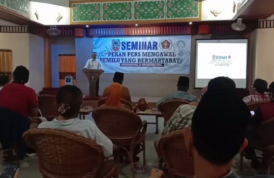 Seminar Peran Pers