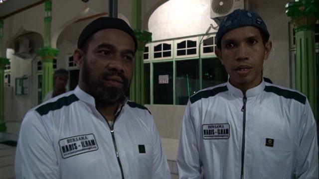 habib Faturahman Bahasyim dan Ustadz Hasanuddin Al Banjary