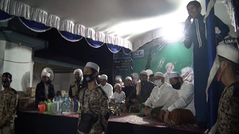 UAS Banjar dan Habib Faturahman, Tidak Ada Keraguan Dengan Sosok Haris-Ilham