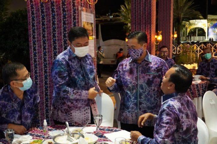 Ibnu Pamit, PLT Wali kota, Akan Evaluasi Penanganan COVID-19