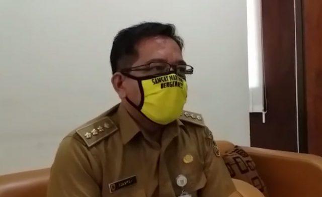 Zulkifli kepala UPPD Martapura,
