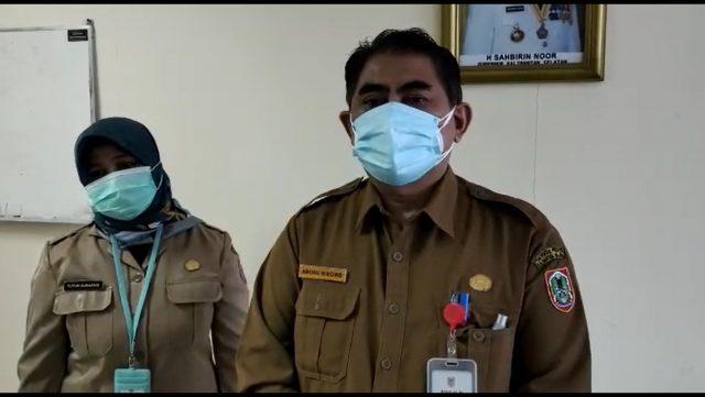 Among Wibowo, wadir medis & keperawatan RSUD Ulin Banjarmasin