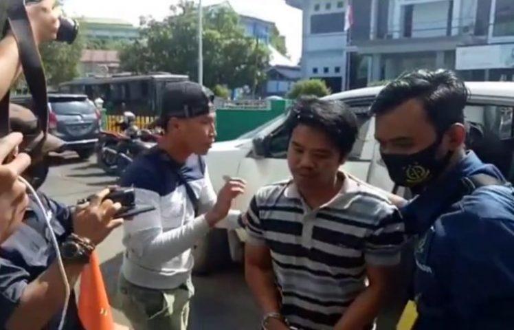 Buron Kejati Sulawesi Barat Ditangkap di Kotabaru