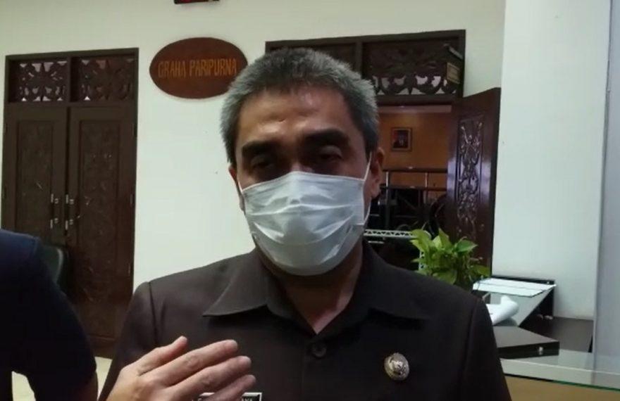 Darmawan Jaya, PLT wali kota Banjarbaru